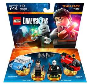 LEGO Dimensions Harry Potter Team Pack - £16.14 @ Tesco Direct