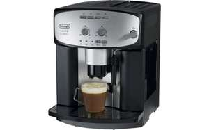 Delonghi ESAM2800 cafe corso fully automatic bean to cup coffee machine was £279.99 now £179.99 @ Argos