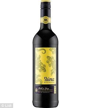 Cimarosa Australian Shiraz £2.99 @ Lidl