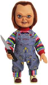 "15"" Mezco Childs Play Chucky Doll - with Sound....Wannna Play??? £61.56 @ Amazon"