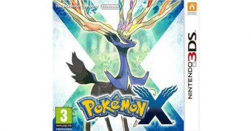 POKEMON X (3DS) £24.95 @ Thegamecollection