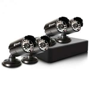 Swann DVR8-1525 8 Channel 960H Digital Video Recorder & 4 x PRO-615 Cameras £154.98 @ Ebuyer