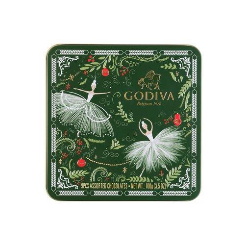 Free gift of 9 pcs Chocolate £60 @ GODIVA + 11% Quidco