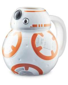 Lots of Star Wars stuff e.g. BB-8 Mug £4.99 @ Aldi