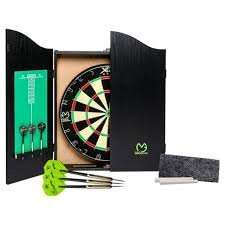 MVG Home Darts Centre with cabinet, darts and bristle dartboard. £22.95 @ Tesco direct saving £15.04 (Free C&C)