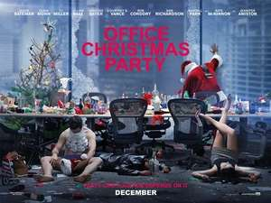 [Students Only] Office Christmas Party Screening