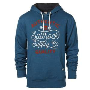 Saltrock huge sale Hoodies - down to £12.50 (was £40) free delivery over £30 spend