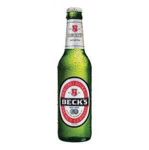 Beck's beer 275mls (15 pack ) 3 Packs for only £20 - ASDA ( national)