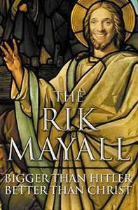 Rik Mayall - Bigger than Hitler - Better than Christ (Kindle Edition) £1.49 @ Amazon Kindle Store