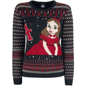Disney Alice in Wonderland Christmas Jumper £16.99 delivered at EMP