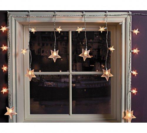Star Window Christmas Decoration Lights - £3.49 @ Argos (Free C&C)