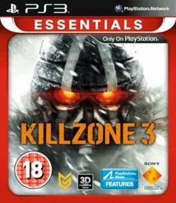Killzone 3 (PS3 Essentials) £4.99 Game