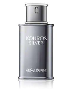 YVES SL Kouros Silver EDT for Him - 100ML / £24.99 (£22.50 each if you buy two) - Was: £61.00 @ The Perfume Shop