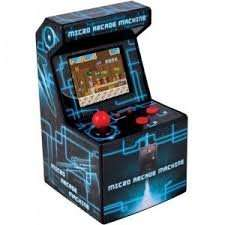Taikee Micro Arcade Machine with 240 built in games - £15.99 Del (£14.39 with code VR10) @ My Memory