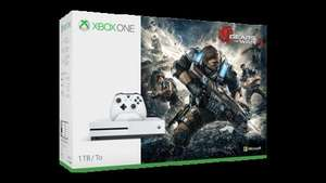 Xbox One S 1TB Console With Gears of War 4 & Forza Horizon 3 & Extra Controller @Tesco Direct - £265