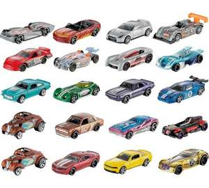 "Hot Wheels Car - 9 Pack 2 FOR £15 ""At Argos"""
