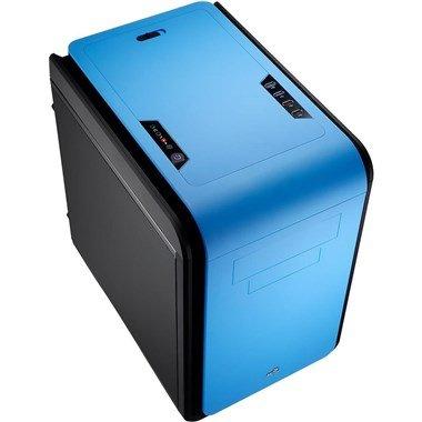 Aerocool Dead Silence Blue Gaming Cube Case £50.37 @ Box