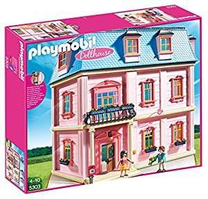 Playmobil 5303 Deluxe Doll House £62.17 @ Amazon - free del