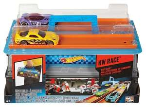 Hotwheels CFC81 race case track set £7.26 Prime / £11.25 Non Prime @ Amazon