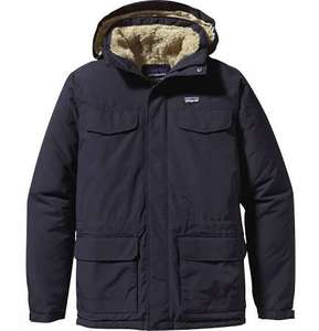 Mens Patagonia Isthmus Parka Jacket (Navy) - £137.99 Surfdome (RRP £180)