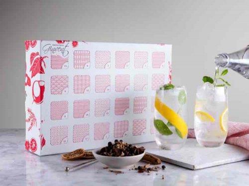 Ginvent Calendar £100 instore @ Booths
