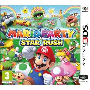 Mario Party Star Rush 3DS £21.95 Delivered @ The Game Collection