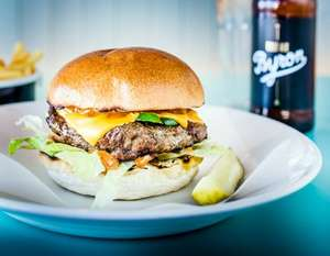 Byron Newcastle 7 December 6PM 100 burgers/1000 beers free just turn up