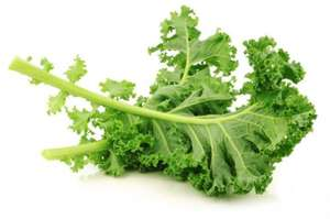 Kale at Tesco from £1 to 50p (half price)