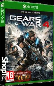 Gears of War 4 (Xbox One) £20.86 Delivered @ Shopto