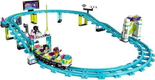LEGO 41130 Friends Amusement Park Roller Coaster - £59.75 via Amazon