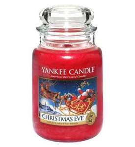Boots Yankee candles large jars £14.66  plus 10% of £40 with code YANKEE10 @ Boots (Free C&C)