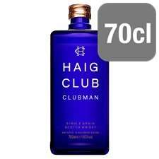 Haig Club Scotch 700ml £15 Tesco