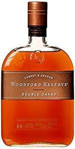 Woodford reserve double Oaked whisky £34.99 Amazon