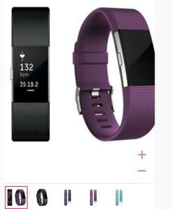 QVC Fitbit Charge 2 Activity & Sleep Tracker with HR Monitor & Additional Band £126.91 or 4 easy payments of 29.99 plus p&p £6.95