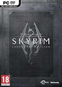 The Elder Scrolls V 5: Skyrim Legendary Edition (PC) @CDKEYS