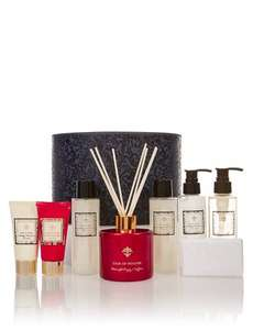 Star of Wonder gift luxury collection was £40 now £17.50 plus buy 2 get free Christmas food box gift glitch - £92 worth of stuff for £35 @ Marks & Spencer