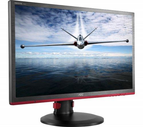"Currys - AOC G2460Pf Full HD 24"" LED 144Hz Gaming Monitor"