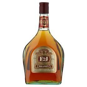 E&J Brandy 40% abv 70cl was £16 now £13 @ Asda