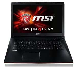 MSI GP72 Leopard Pro Intel Core i7 8GB 1TB Gaming Notebook - £829 @ Argos