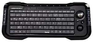 Hama Uzzano 2.0 Wireless Keyboard. 3-in-1 Wireless keyboard - £31.34 @ Amazon