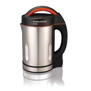 Morphy Richards 501016 Soup and Smoothie Maker was £49.99 now £35 @ Amazon
