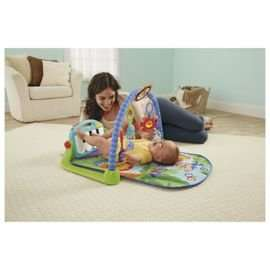 Fisher Price Kick and Play Piano Baby Gym ONLY £25 , usually around £50. AND 3 FOR 2 @ TESCO DIRECT