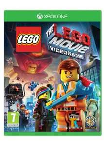 The LEGO Movie Videogame (Xbox One) £11.99 Delivered @ Base (PS4 £12.99)