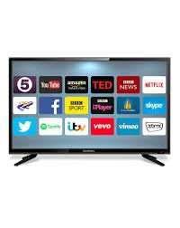 "Goodmans PX980EN 40"" smart 4k TV £279 thebrilliantgiftshop"