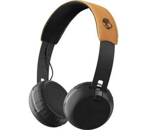 SKULLCANDY Grind S5GBW-J543 Wireless Bluetooth Headphones - Black £44.99 Currys