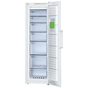 Bosch GSN36VW30G Freestanding Freezer £489 @ John Lewis, possibly £339 with trade-in