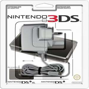 Nintendo 3DS Power Adapter £6.99 @ Argos