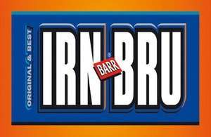 48 cans of irn bru for £8.00 @ Farm foods