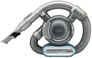 Black + Decker PD1420LP-GB Lithium Flexi Vacuum with Pet Hair Removal Tool, 14.4 V - Light Blue £46.99 @ Amazon