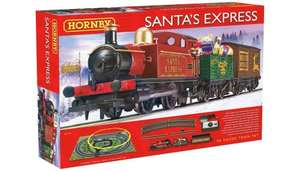 Hornby Santa Express Train Set £44.99 @ Argos